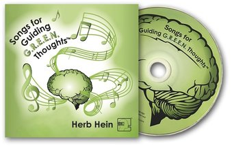 Growing G.R.E.E.N. InterActions Music CD